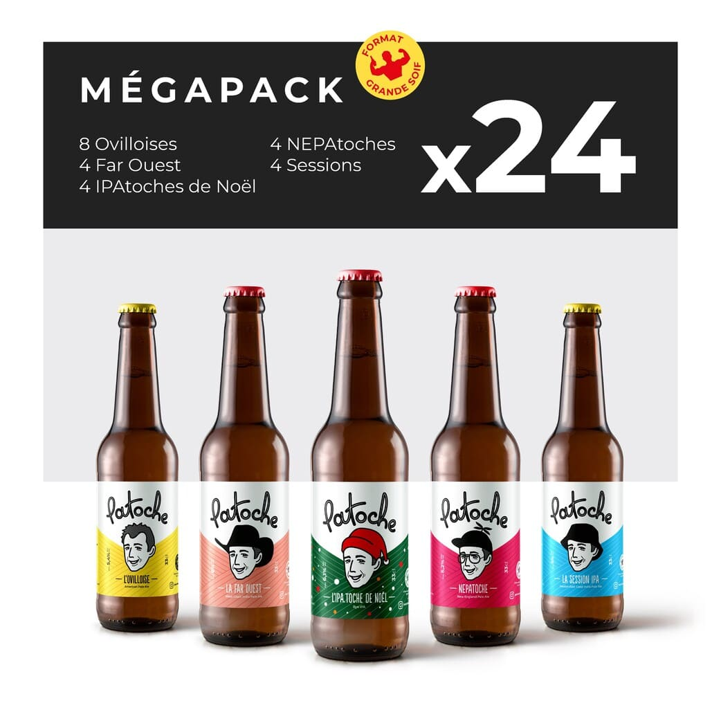 Mega Pack Patoche