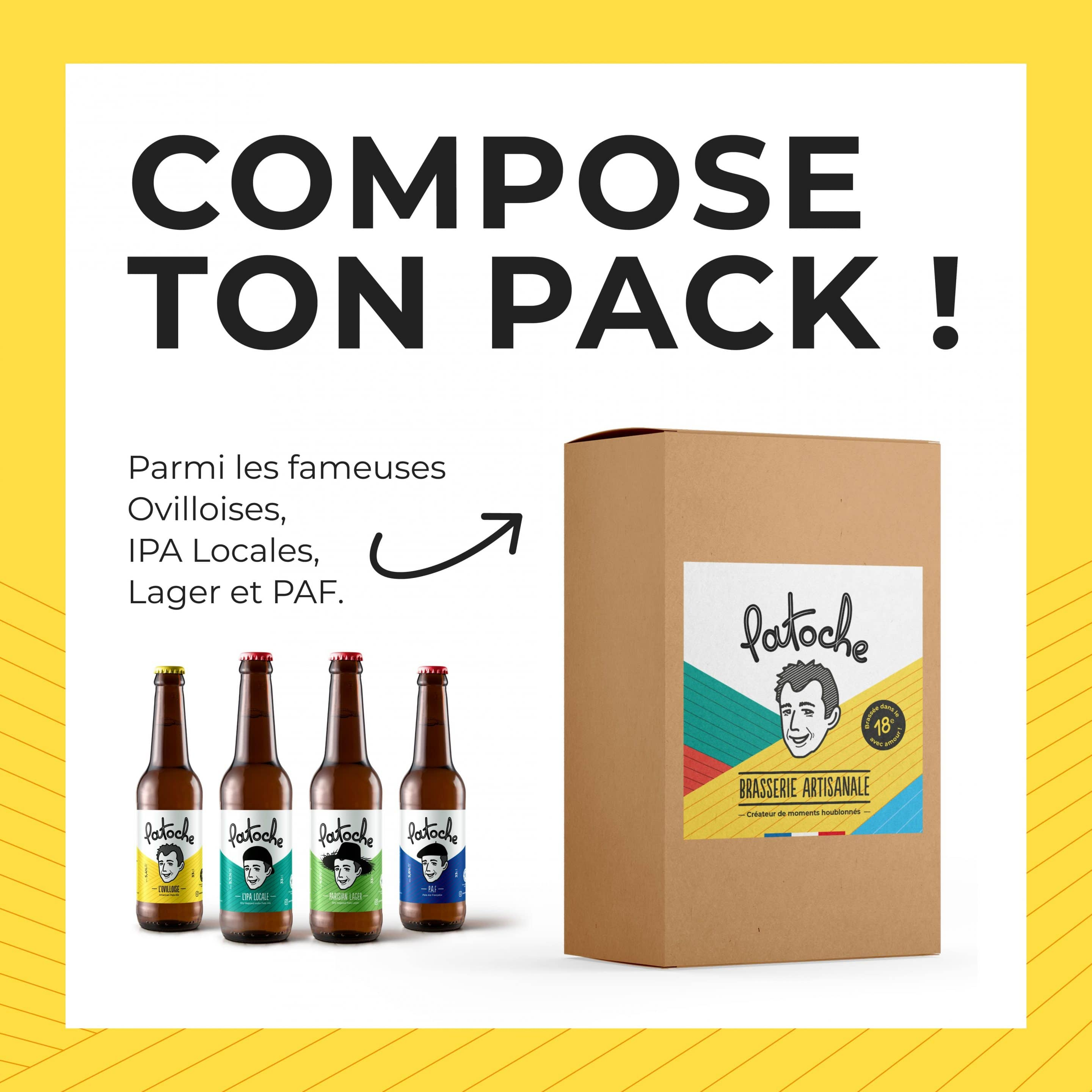 Compose ton pack